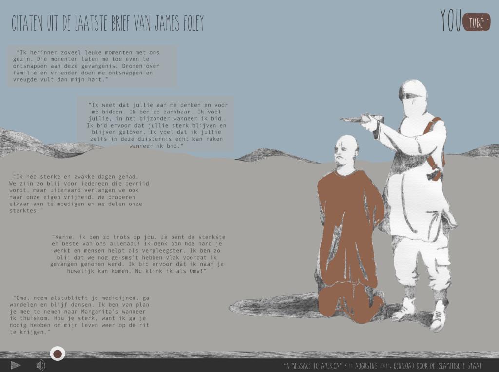 Citaten Over De Zomer : De moord op james foley u2013 sarah kaptein